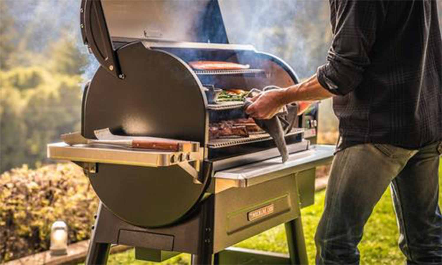 Can I Use Pit Boss Pellets In A Traeger Grill?
